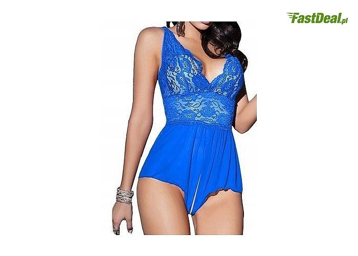 Body - piżamka nocna są idealne, jeżeli planujesz namiętny wieczór ze swoim partnerem