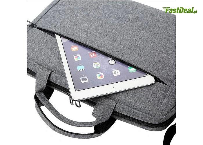 Torba na laptopa modne i praktyczne rozwiązanie