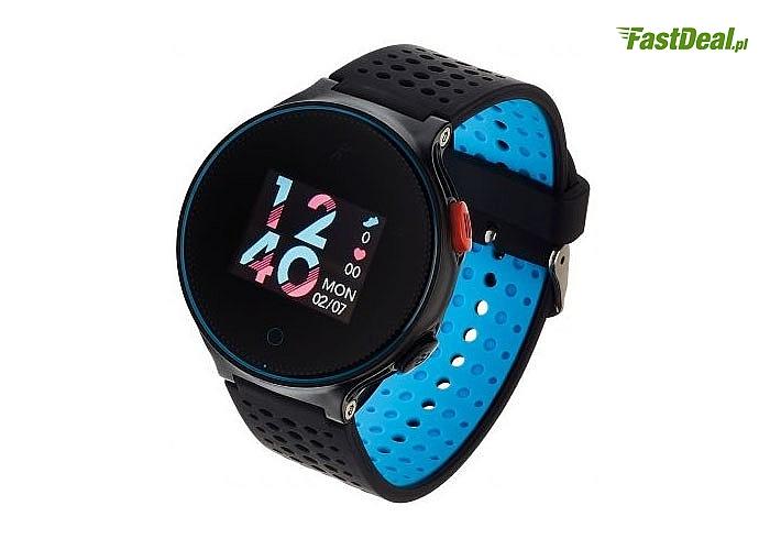 Smartwatch Garett Sport 21 dzięki ,któremu zadbasz o swoje zdrowie przez całą dobę!!!