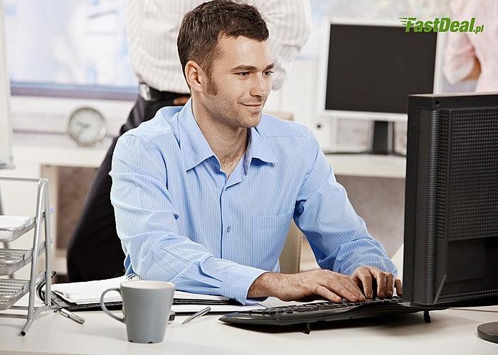 Dowolne szkolenie BHP z certyfikatem! Kurs online w  MG Centrum Szkoleń i Korepetycji!
