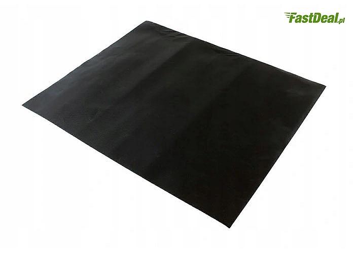 Zestaw 3 wielokrotnego użytku mat teflonowych do pieczenia, grilowania