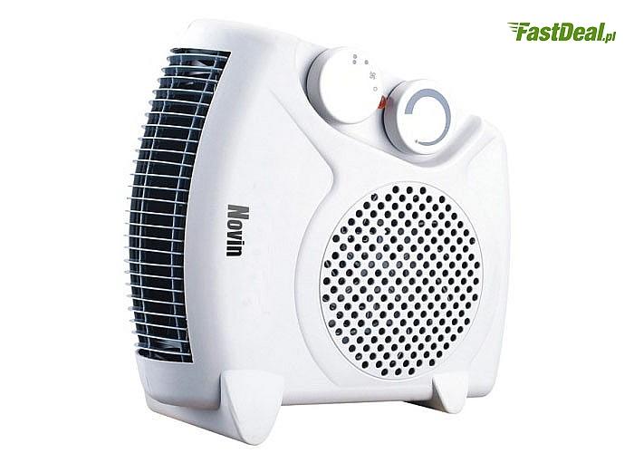 Termowentylator Noveen FH06 niezastąpione źródło ciepła