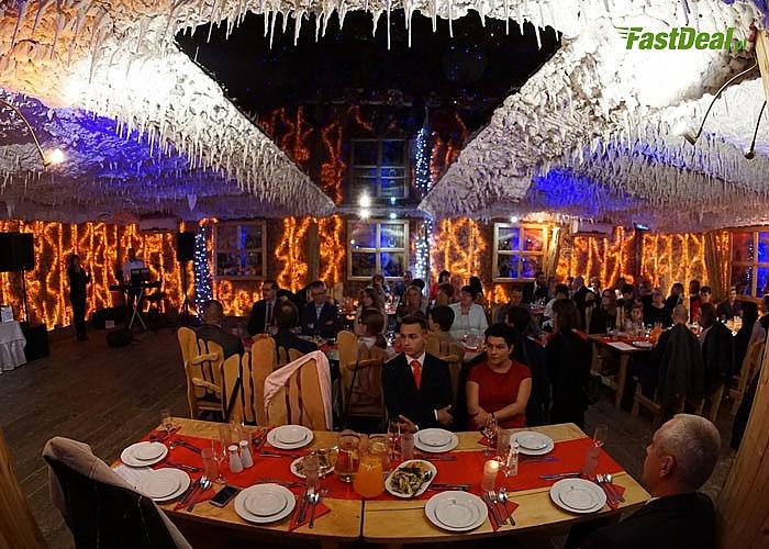 4 dni wypoczynku w świątecznym klimacie z pysznym jedzeniem i mocą atrakcji w Dworku Tucholskim