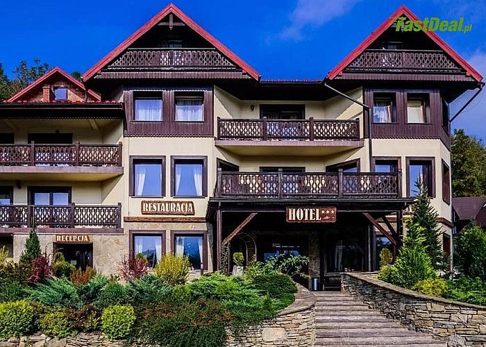 Weekend majowy w górach w Hotelu Smile w Pieninach