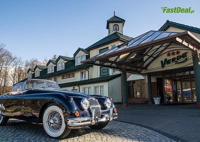 Wakacje w Mścicach koło Koszalina! Tygodniowy urlop w hotelu Verde**** dla całej rodziny!