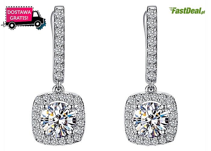 Niezwykle kobiece i eleganckie kolczyki! Nietuzinkowa biżuteria dla płci pięknej!