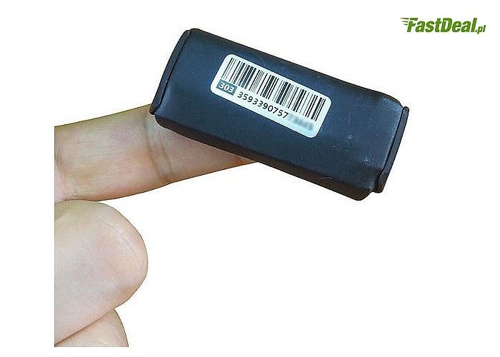 Dyskretny mini lokalizator GPS pozwoli zadbać Ci o bezpieczeństwo Twoich bliskich a także mieć pod kontrolą swoje mienie