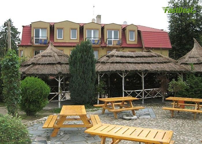Perła atrakcyjny ośrodek nad morzem położony w otoczeniu przepięknych jezior i lasów Wolińskiego Parku Narodowego