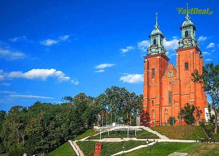 Szlak Piastowski - miejsce, gdzie zaczęła się Polska. 3-dniowa wycieczka, nocleg ze śniadaniami, opieka pilota