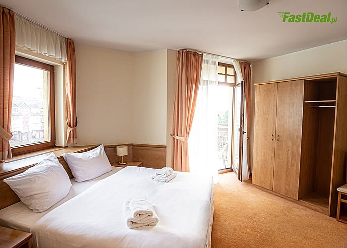 Hotel Trofana w Międzyzdrojach, nadmorska sceneria pozwali Ci się wyciszyć, zrelaksować i nabrać sił