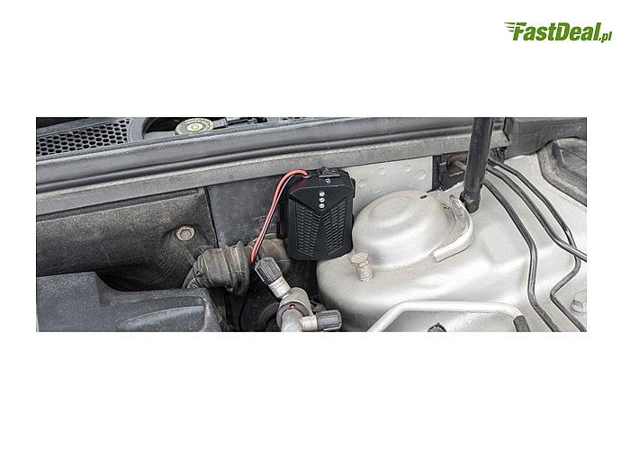 Samochodowy odstraszacz gryzoni! Ekologicznie dbaj o swój samochód i swoje zdrowie!