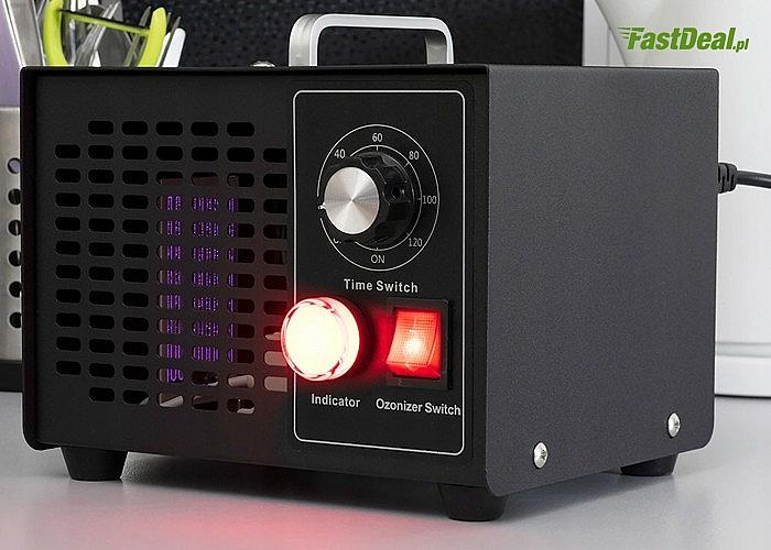 Przemysłowy generator ozonu! Profesjonalne urządzenie do oczyszczania, ozonowania i dezynfekcji powierzchni!
