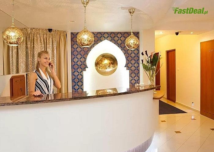 Abidar Hotel SPA & Wellness w Ciechocinku miasto tężni i kwiatowych dywanów