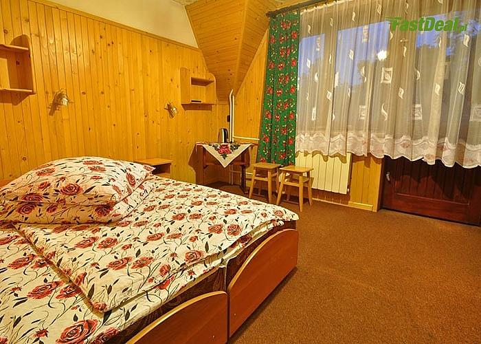 Wypoczynek w Zakopanem! Pokoje Gościnne Janina!  Doskonała lokalizacja!  Cudowne widoki!