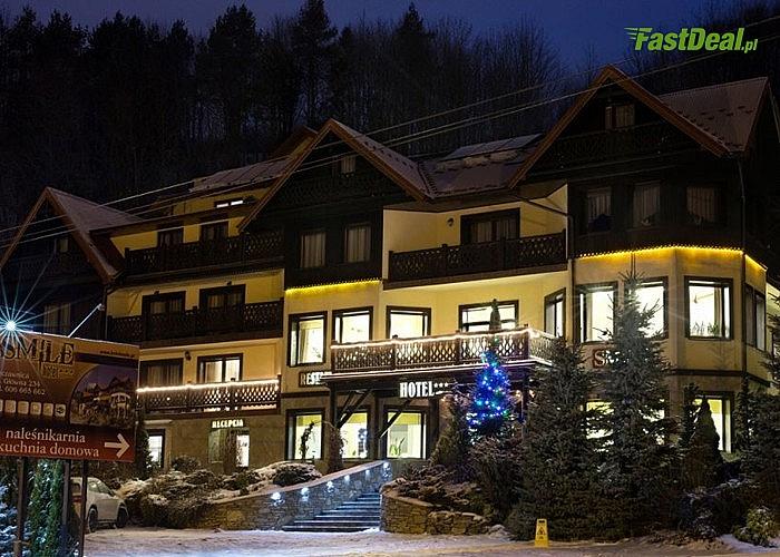 Sylwester w góralskim klimacie w Pieninach w Hotelu Smile