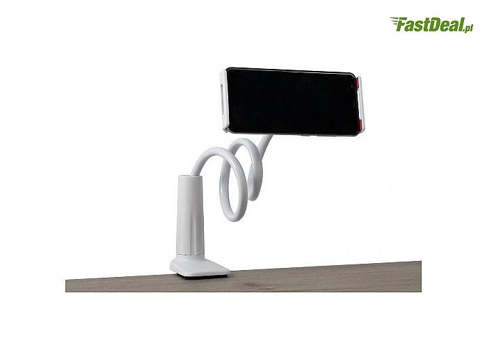 Uniwersalny uchwyt elastyczny do telefonu, laptopa niezwykle funkcjonalny gadżet