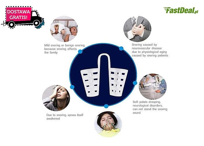 Niezwykły zestaw przeciw chrapaniu! 8 wkładek do nosa, dzięki którym każda noc będzie przespana!