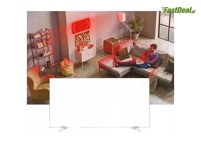 Panel grzewczy nowoczesna metoda ogrzewania w zaciszu domowym jak i przestrzeni biurowej