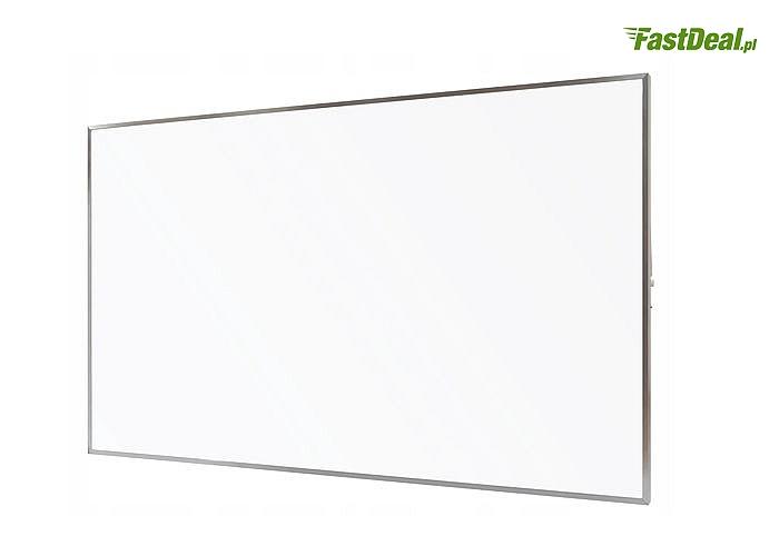 Panel grzewczy/ promiennik IR na podczerwień 600W ( 60cm x 100cm) z WIFI