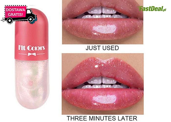 Olejek, który zapewni Ci efekt spektakularnie powiększonych i zmysłowych ust dosłownie w kilka minut