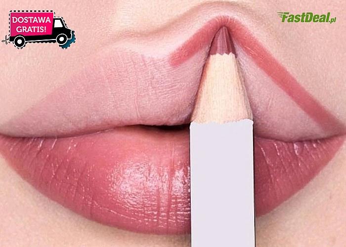 Podaruje Twoim ustom niesamowicie zmysłowe i hipnotyzujące wykończenie