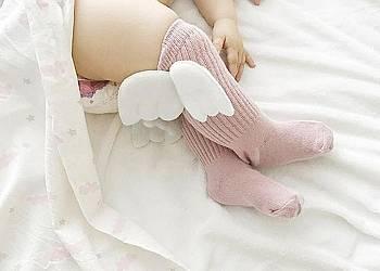 Urocze skarpetki dla niemowląt