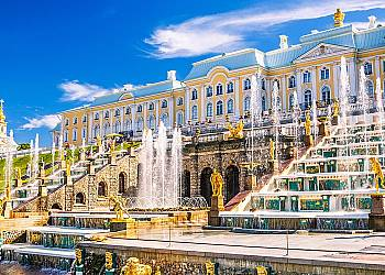 Wycieczka promem – Tallin, Petersburg, Ryga