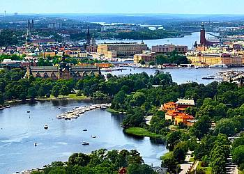 Wycieczka promem - Ryga, Sztokholm, Wilno