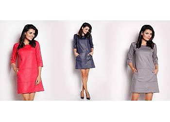 Sukienka – modny materiał
