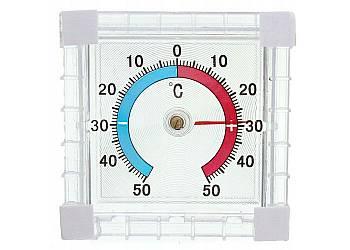 Zewnętrzny termometr.