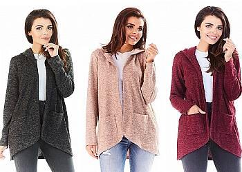 Sweter damski Awama