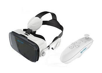 Gogle Garett VR4 + pilot Bluetooth