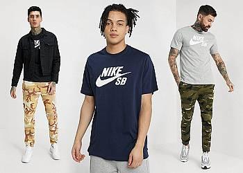Bluzka Nike dla mężczyzn