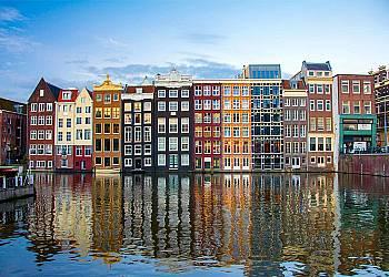 Holenderskie Stolice - Pomysł na weekend