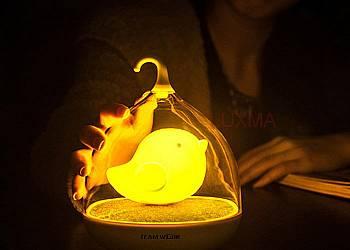 Lampka nocna wielofunkcyjna