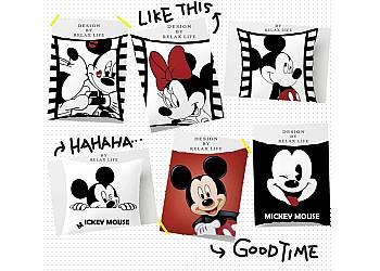 Poszewka Myszka Mickey/Minnie