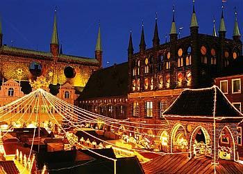 Świąteczne zwiedzanie. Lubeka + Schwerin