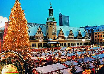 Jarmark Bożonarodzeniowy w Saksonii