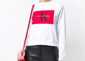 Modna bluza Calvin Klein