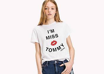 I'm miss Tommy Hilfiger