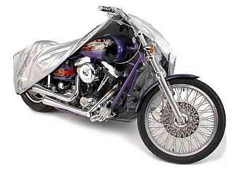 Pokrowiec na motor lub rower