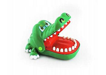 Gra zręcznościowa Krokodyl