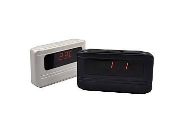 Kamera szpiegowska w zegarku elektronicznym