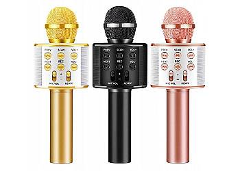 Bezprzewodowy mikrofon