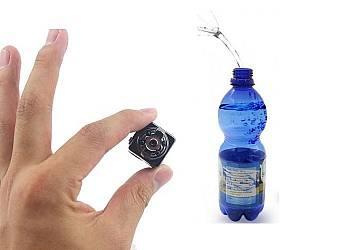 Mini kamery szpiegowskie