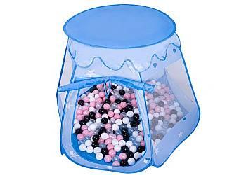 Namiot – basen z piłkami