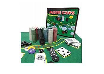 Zestaw do gry w pokera
