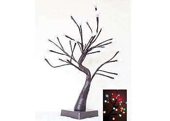 Drzewko Bonsai z oświetleniem