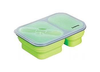 Silikonowy lunchbox