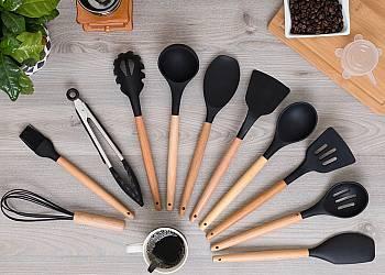 Zestaw kuchennych przyborów